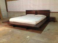 Floating Platform Bed Plans