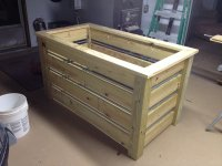 Basic Bookcase Plans, outdoor woodworking projects trash ...