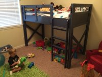 raised kids bed - 28 images - casa kids clever sleeping ...