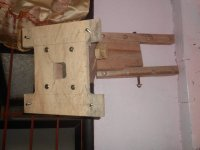 Homemade TV Wall Bracket - by jeavons @ LumberJocks.com ...