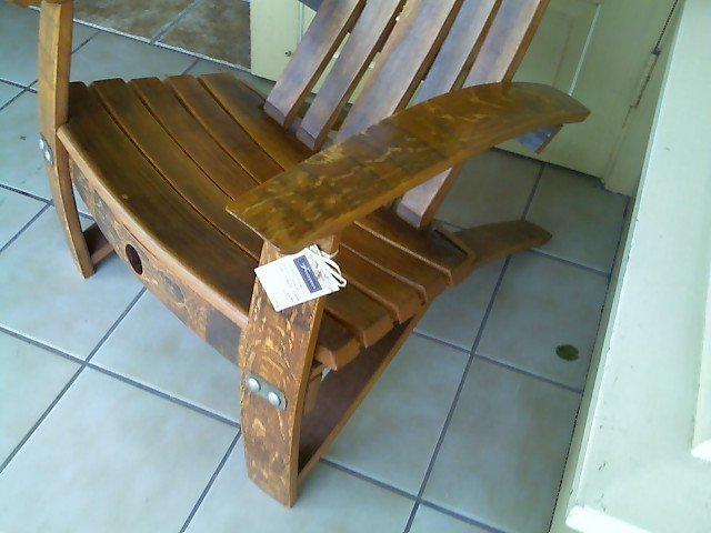 barrel stave adirondack chair plans ikea covers bemz wine woodworking very easy free diy