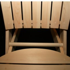 Portable Back Support For Chair Covers Sale Adirondack 2 Piece, Position Beach - By Phil B. @ Lumberjocks.com ~ Woodworking Community