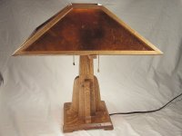 Wooden Desk Lamp Plans - Hostgarcia