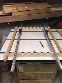 Modular Bar/Pipe Clamp Square Glue-Up Jig - by ADHDan ...