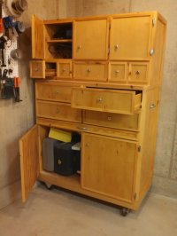 Large Rolling Tool Cabinet - by Knightrider @ LumberJocks ...