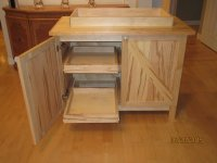 Rustic Changing Table - refined - by xcuse4tools ...