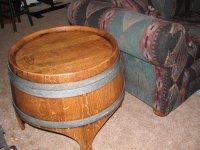 Wine barrel project - by kirschenman @ LumberJocks.com ...