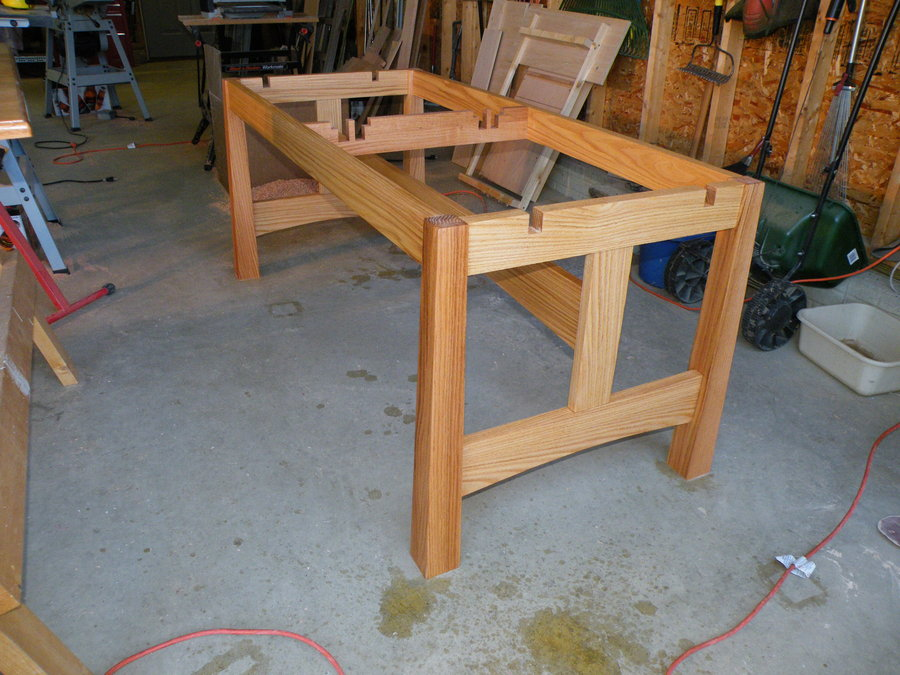 Woodwork Refectory Dining Table Plans PDF Plans