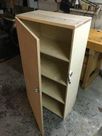 Smokeless Powder Storage Cabinet - by Fettler ...