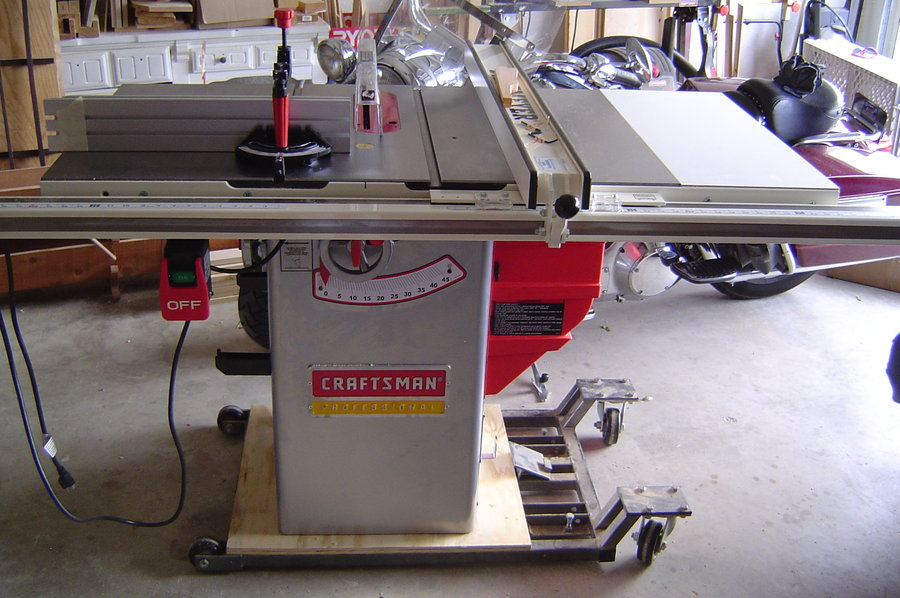 Orion Table Saw