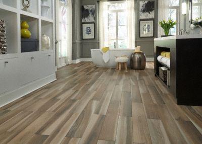 Avella 36 x 6 Brindle Wood Natural Porcelain Tile  Lumber Liquidators Flooring Co