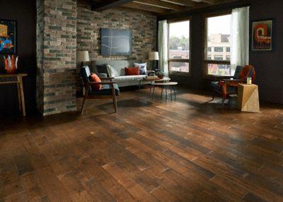 Virginia Mill Works 34 x 5 Smokehouse Oak  Lumber
