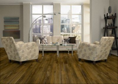 Tranquility 15mm North Perry Pine Resilient Vinyl