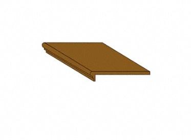 12Mmpad Brazilian Koa Sale Hardwood Floors Wood Flooring   Brazilian Koa Stair Treads   Brazilian Cherry   Wood   Tigerwood   Stair Nose   Risers