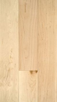 "CLEARANCE! 3/4"" x 4"" Natural Maple"