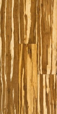 "5/8"" x 3-3/4"" Tiger Strand Bamboo - Morning Star 