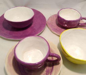 curso de vajillas artesanales5 lumbre y barro