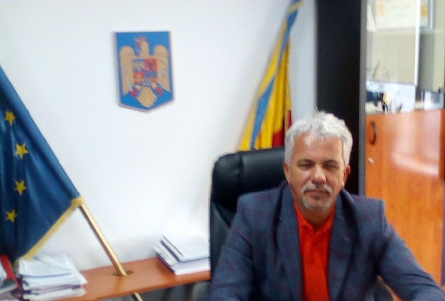Foto- Inspectorul General Dantes Nicolae Bratu