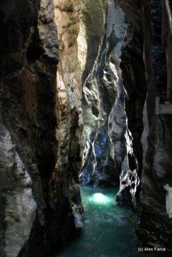 Liechtensteinklamm, Austria