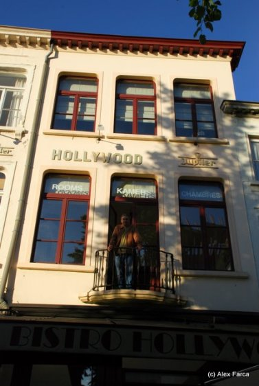Hotel hollywoodian