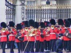 Buckingham schimbarea garzilor