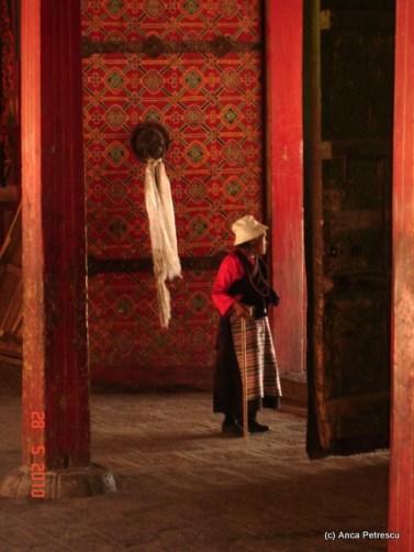 Manastire tibetana
