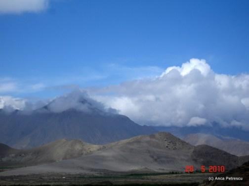 Peisaj tibetan