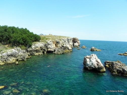 Înot în Golful Pescarilor