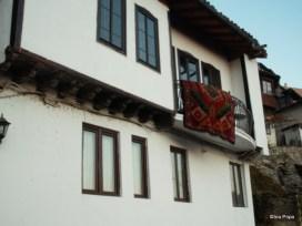 Veliko Tarnovo - casa, detaliu