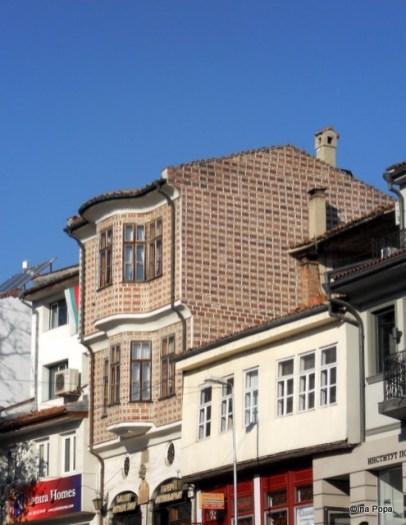 Veliko Tarnovo - casa