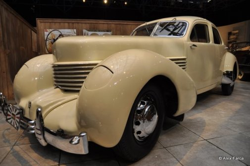 la Royal Automobile Museum