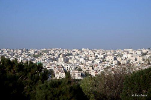 Amman vazut de sus
