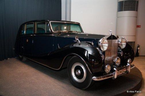 Rolls Royce - Phantom IV 1952