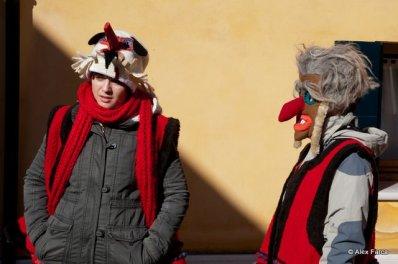 Am plimbat mastile romanesti la Venetia!