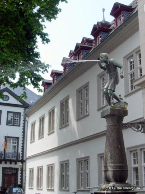 Koblenz Schangelbrunnen