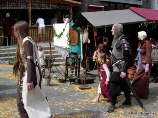 Oberwesel petrecere medievala