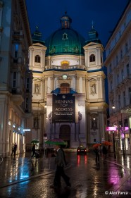 Ploaie in Viena_1785