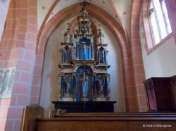 Oberwessel biserica 6