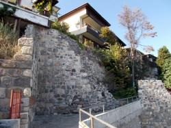 Zidurile orașului vechi
