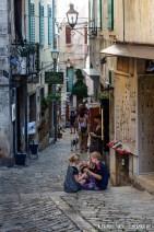 Rovinj orasul vechi