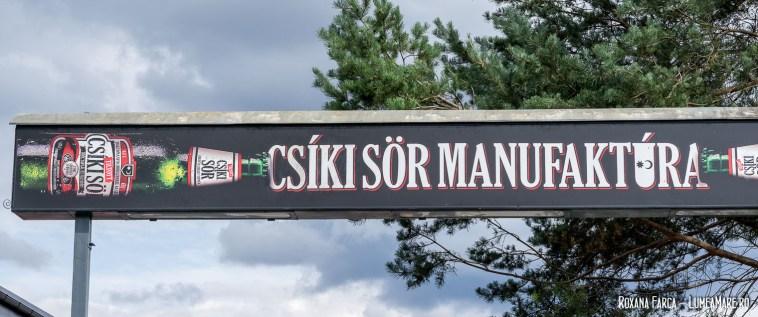 Csiki Sor Manufaktura, o berărie artizanală foarte aproape de Băile Tusnad