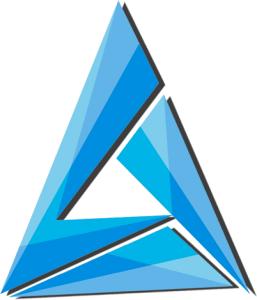 logo and branding design for alga konsult