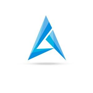 Alga Konsult Logo Design