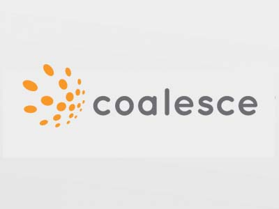 web design and corporate branding project for Coalesce Global