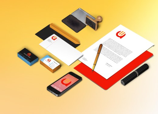 AfyWorld corporate branding and logo design in owerri