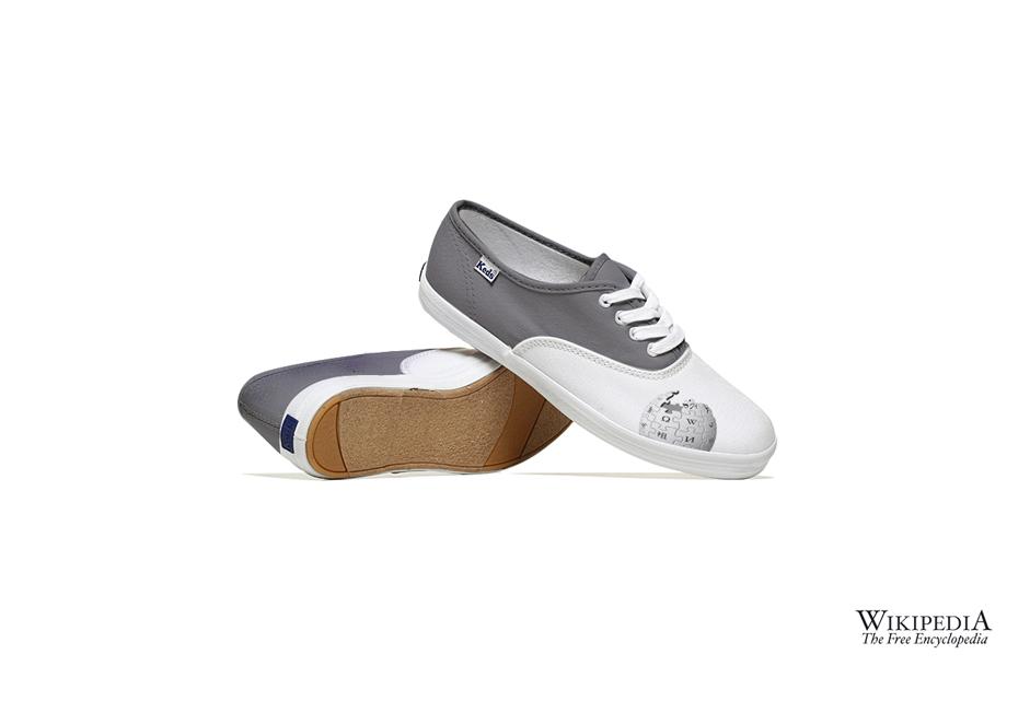 *Lumen Bigott設計的社群網站聯名鞋:Keds & Social Media 6