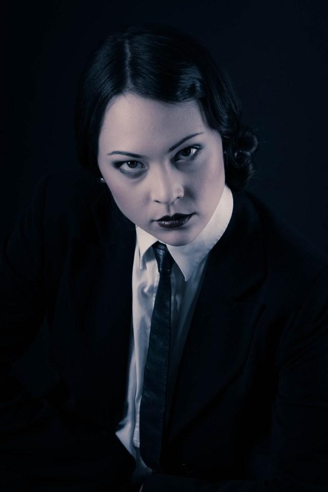 Model: Alice Rose