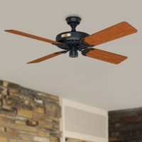 Hunter Original Ceiling Fan With 52 Black | Lumera Living