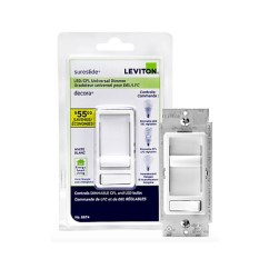 Leviton Slide Dimmer Wiring Diagram Simple Household Diagrams Sureslide Lumicrest High Cri Led Lighting