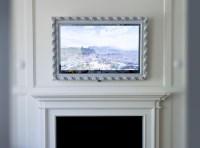 Vanishing Mirror TV | LumiDesign